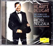 HEART' DELIGHT- THE SONGS OF RICHARD TAUBER CD