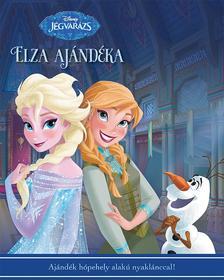 .- - Disney - Jégvarázs - Elza ajándéka (nyaklánccal)