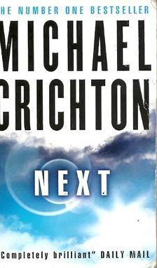 Michael Crichton - Next [antikvár]