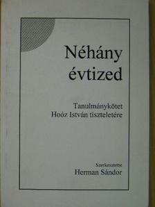 Borgulya István - Néhány évtized [antikvár]