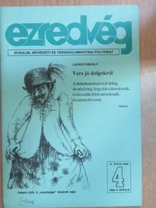 Baranyi Ferenc - Ezredvég 1994. április [antikvár]