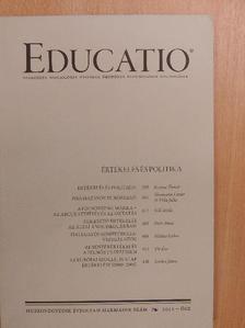 Bander Katalin - Educatio 2012. ősz [antikvár]