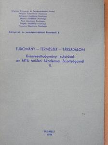 Bakács Tibor - Tudomány-természet-társadalom [antikvár]