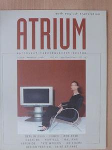 Forgács Éva - Atrium 2000. december-január [antikvár]