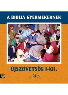 Az Újszövetség 1-12. díszdoboz DVD