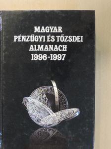Dr. Asztalos László - Magyar pénzügyi és tőzsdei almanach 1996-1997. II. [antikvár]