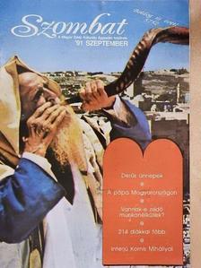Babits Antal - Szombat 1991. szeptember [antikvár]