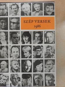 Aczél Géza - Szép versek 1986 [antikvár]