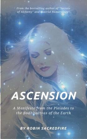 Sacredfire Robin - Ascension [eKönyv: epub, mobi]