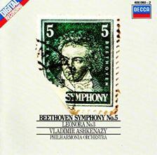 BEETHOVEN - SYMPHONY NO.5 - LEONORA NO.3 CD VLADIMIR ASHKENAZY