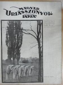 Farkasházy György - Magyar Uriasszonyok Lapja 1935. november 1. [antikvár]