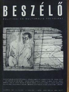 Bazsányi Sándor - Beszélő 2000. április [antikvár]