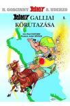 RENÉ GOSCINNY-ALBERT UDERZO - Asterix galliai körutazása - Asterix 5.