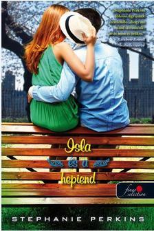 Stephanie Perkins - Isla and the Happily Ever After - Isla és a hepiend - PUHA BORÍTÓS