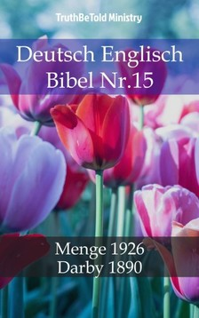 TruthBeTold Ministry, Joern Andre Halseth, Hermann Menge - Deutsch Englisch Bibel Nr.15 [eKönyv: epub, mobi]