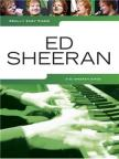 SHEERAN, ED - ED SHEERAN. 18 ED SHEERAN SONGS REALLY EASY PIANO