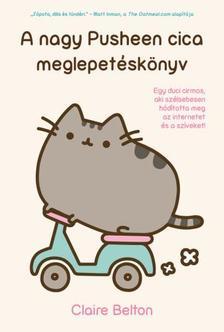 Claire Belton - A nagy Pusheen cica meglepetéskönyv