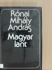 Rónai Mihály András - Magyar lant [antikvár]