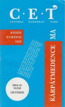 Mezei András - Central European Time 2004/10. [antikvár]