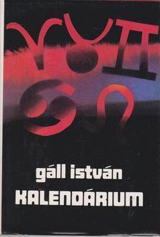 Gáll István - Kalendárium [antikvár]