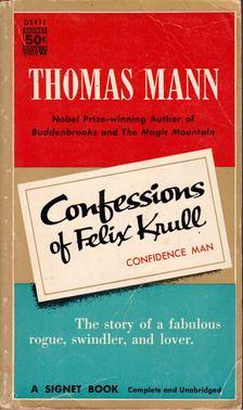 Thomas Mann - Confessions of Felix Krull [antikvár]