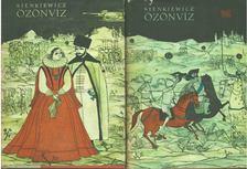 Henryk Sienkiewicz - Özönvíz I-II. [antikvár]