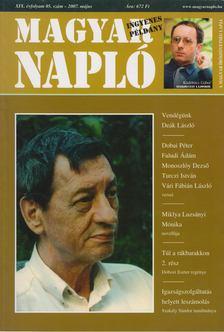 Oláh János - Magyar Napló 2007. május [antikvár]
