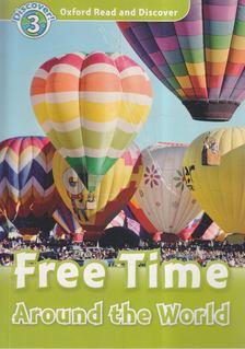 Julie Penn - Free Time Around the World [antikvár]