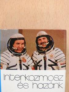 Interkozmosz és hazánk (minikönyv) [antikvár]