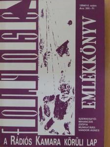 Faragó Judit - Folyosó 1994/I-II. [antikvár]