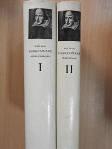 Arany János - William Shakespeare összes drámái I-II. [antikvár]