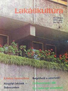 Komiszár Lajos - Lakáskultúra 1977. (nem teljes évfolyam) [antikvár]