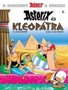 RENÉ GOSCINNY-ALBERT UDERZO - Asterix 6. - Asterix és Kleopátra