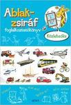 Ablak-zsiráf / Közlekedés - foglalkoztatókönyv