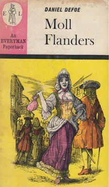 Daniel Defoe - Moll Flanders [antikvár]