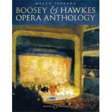 BOOSEY & HAWKES OPERA ANTHOLOGY MEZZO-SOPRANO (ED. R. WALTERS)