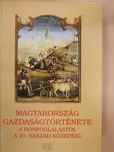 Buza János - Magyarország gazdaságtörténete a honfoglalástól a 20. század közepéig [antikvár]
