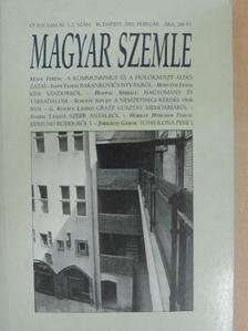 Banga Ferenc - Magyar Szemle 2002. február [antikvár]