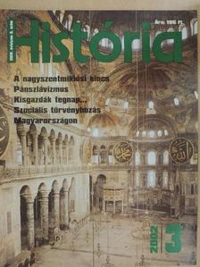 Bálint Csanád - História 2002/3. [antikvár]