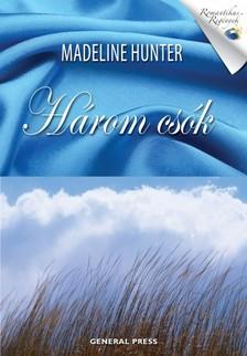 Madeline Hunter - Három csók [eKönyv: epub, mobi]