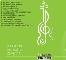 CINEMUSIC LIVE - KLASSZIKUS FILMZENÉK 2. - CD
