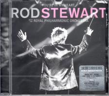 ROD STEWART - YOU'RE IN MY HEART CD ROD STEWART
