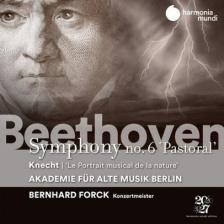 BEETHOVEN / KNECHT - SYMPHONY NO.6 OP.68 CD FORCK