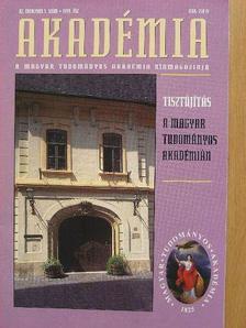 Hernádi Miklós - Akadémia 1999. ősz [antikvár]