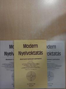 Bakonyi István - Modern Nyelvoktatás 2002/1-4. [antikvár]