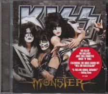 KISS - MONSTER CD KISS
