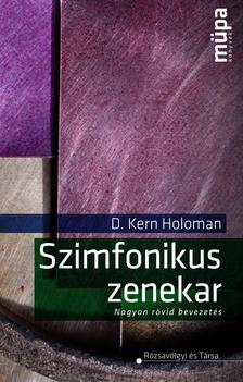HOLOMAN, D. KERN - Szimfonikus zenekar
