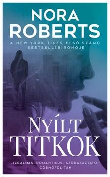 Nora Roberts - Nyílt titkok [eKönyv: epub, mobi]