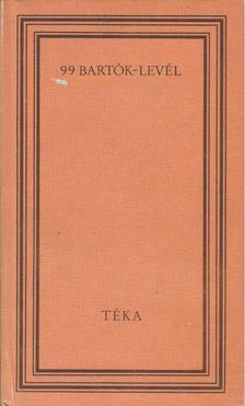 László Ferenc - 99 Bartók-levél [antikvár]