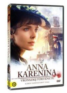 ANNA KARENINA--VRONSZKIJ TÖRTÉNETE - DVD